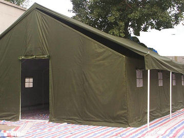 China Aluminum Frame PVC Cover Army Tarpaulin Tent for Military or Outdoor Eventon sales